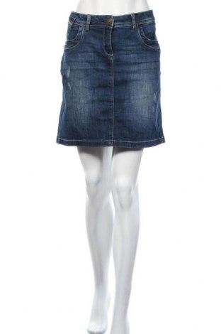 Пола Yessica, Размер XL, Цвят Син, 85% памук, 14% полиестер, 1% еластан, Цена 15,96лв.
