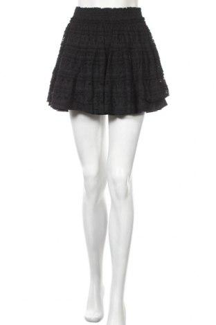 Пола Zara, Размер L, Цвят Черен, 97% полиамид, 3% еластан, Цена 5,60лв.