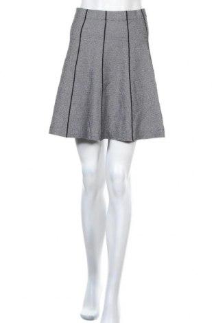 Пола Zara, Размер S, Цвят Сив, 63% вискоза, 24% полиестер, 13% полиамид, Цена 4,40лв.
