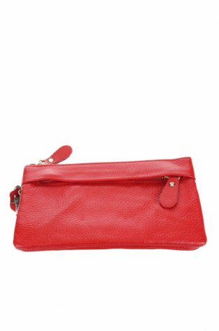 Πορτοφόλι, Χρώμα Κόκκινο, Γνήσιο δέρμα, Τιμή 27,28€