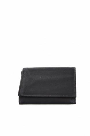 Портмоне, Цвят Черен, Естествена кожа, Цена 7,61лв.
