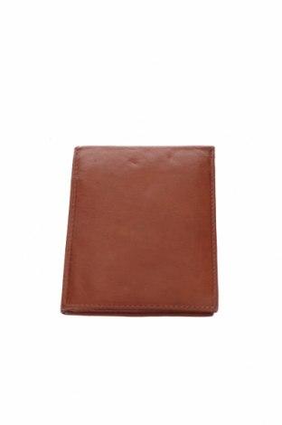 Портмоне, Цвят Кафяв, Естествена кожа, Цена 39,69лв.