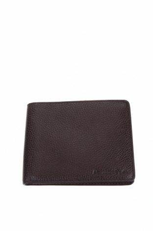 Πορτοφόλι Massimo Dutti, Χρώμα Καφέ, Γνήσιο δέρμα, Τιμή 23,62€