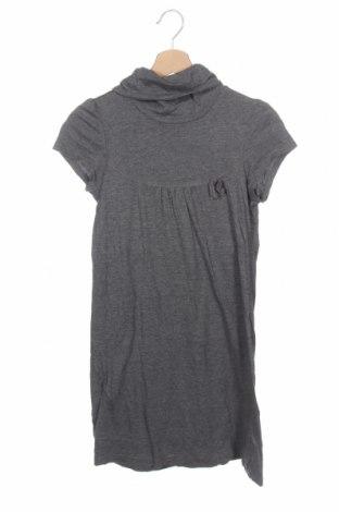 Рокля Tara M, Размер XS, Цвят Сив, 50% памук, 50% вискоза, Цена 21,74лв.