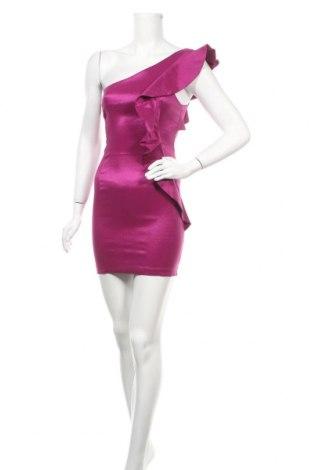 Φόρεμα Ax Paris, Μέγεθος S, Χρώμα Βιολετί, 97% πολυεστέρας, 3% ελαστάνη, Τιμή 11,82€