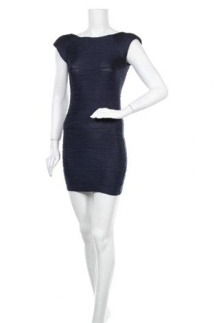 Φόρεμα Ax Paris, Μέγεθος M, Χρώμα Μπλέ, 90% πολυεστέρας, 10% ελαστάνη, Τιμή 6,24€