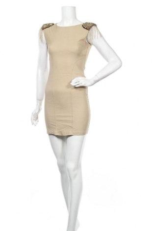 Φόρεμα Best Emilie, Μέγεθος M, Χρώμα  Μπέζ, 85% βαμβάκι, 15% ελαστάνη, Τιμή 6,14€