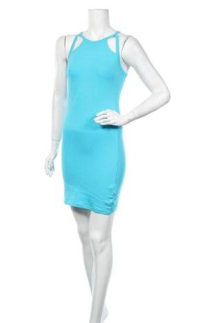 Φόρεμα Inside, Μέγεθος M, Χρώμα Μπλέ, 95% βαμβάκι, 5% ελαστάνη, Τιμή 7,02€