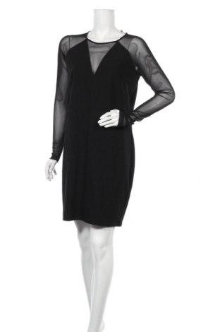 Φόρεμα Just Female, Μέγεθος M, Χρώμα Μαύρο, 62% πολυεστέρας, 33% βισκόζη, 5% ελαστάνη, Τιμή 29,10€