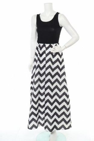 Φόρεμα Lesara, Μέγεθος XS, Χρώμα Μαύρο, 95% πολυεστέρας, 5% ελαστάνη, Τιμή 14,35€