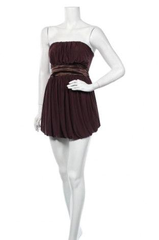 Φόρεμα Madonna, Μέγεθος S, Χρώμα Καφέ, Τιμή 4,56€