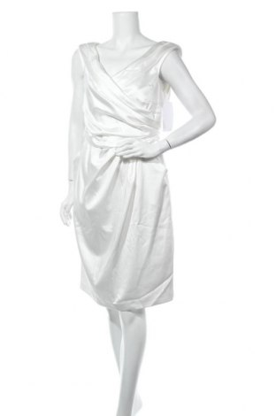 Φόρεμα Marie Noir, Μέγεθος L, Χρώμα Λευκό, Πολυεστέρας, Τιμή 10,62€