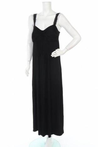 Φόρεμα Nice Connection, Μέγεθος L, Χρώμα Μαύρο, 92% βισκόζη, 8% ελαστάνη, Τιμή 12,19€