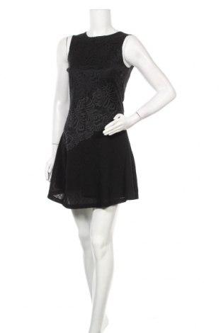 Φόρεμα Sandro, Μέγεθος S, Χρώμα Μαύρο, 72% πολυεστέρας, 28% βαμβάκι, Τιμή 18,82€