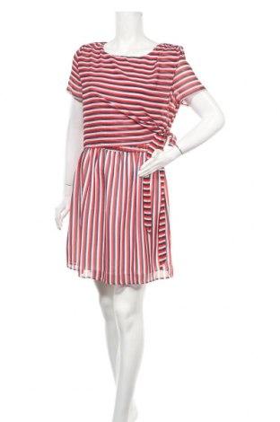 Φόρεμα Tommy Hilfiger, Μέγεθος L, Χρώμα Πολύχρωμο, Πολυεστέρας, Τιμή 41,52€