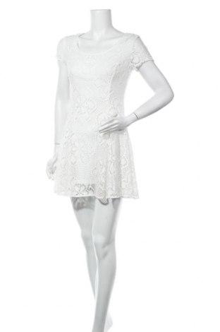 Φόρεμα Valley Girl, Μέγεθος M, Χρώμα Λευκό, 80% πολυεστέρας, 15% βαμβάκι, 5% ελαστάνη, Τιμή 5,68€