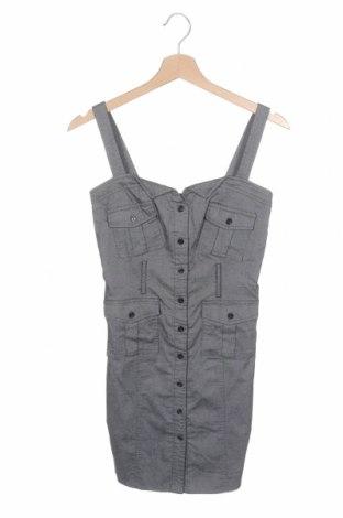 Φόρεμα Valley Girl, Μέγεθος XS, Χρώμα Γκρί, 95% πολυεστέρας, 5% ελαστάνη, Τιμή 4,77€