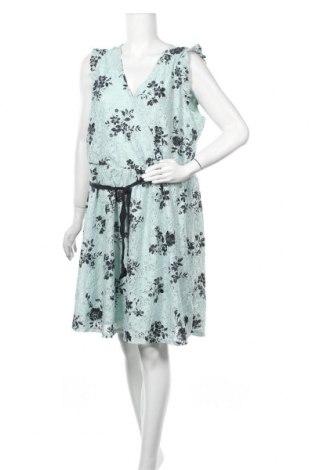 Φόρεμα Yessica, Μέγεθος XL, Χρώμα Μπλέ, 90% πολυεστέρας, 10% ελαστάνη, Τιμή 8,19€