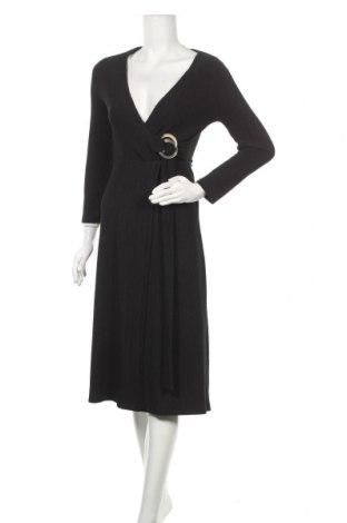 Φόρεμα Yfl Reserved, Μέγεθος S, Χρώμα Μαύρο, 95% πολυεστέρας, 5% ελαστάνη, Τιμή 12,25€
