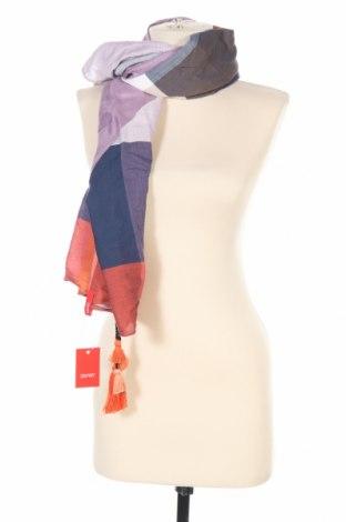Κασκόλ Esprit, Χρώμα Πολύχρωμο, 60% βαμβάκι, 40% πολυεστέρας, Τιμή 16,40€
