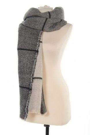 Κασκόλ Zara, Χρώμα  Μπέζ, Ακρυλικό, Τιμή 17,32€