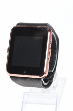 Smart ρολόι Unotec, Χρώμα Μαύρο, Σιλικόνη, μέταλλο, Τιμή 53,74€