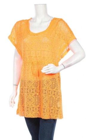 Τουνίκ Esmara, Μέγεθος M, Χρώμα Πορτοκαλί, 97% πολυεστέρας, 3% ελαστάνη, Τιμή 4,09€