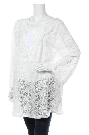 Τουνίκ Janina, Μέγεθος XXL, Χρώμα Λευκό, 95% πολυεστέρας, 5% ελαστάνη, Τιμή 9,29€