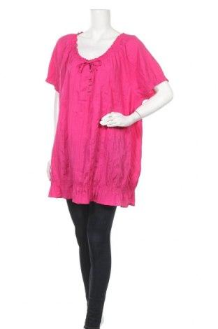Τουνίκ Okay, Μέγεθος 4XL, Χρώμα Ρόζ , Πολυεστέρας, Τιμή 10,13€