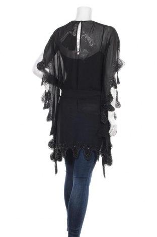 Τουνίκ TWINSET, Μέγεθος M, Χρώμα Μαύρο, Πολυεστέρας, Τιμή 47,91€