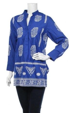 Τουνίκ Zara, Μέγεθος XS, Χρώμα Μπλέ, Τιμή 7,27€