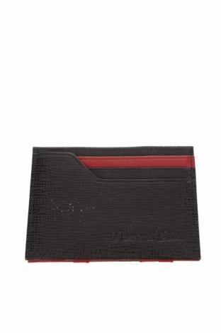 Визитник Massimo Dutti, Цвят Кафяв, Естествена кожа, Цена 22,42лв.