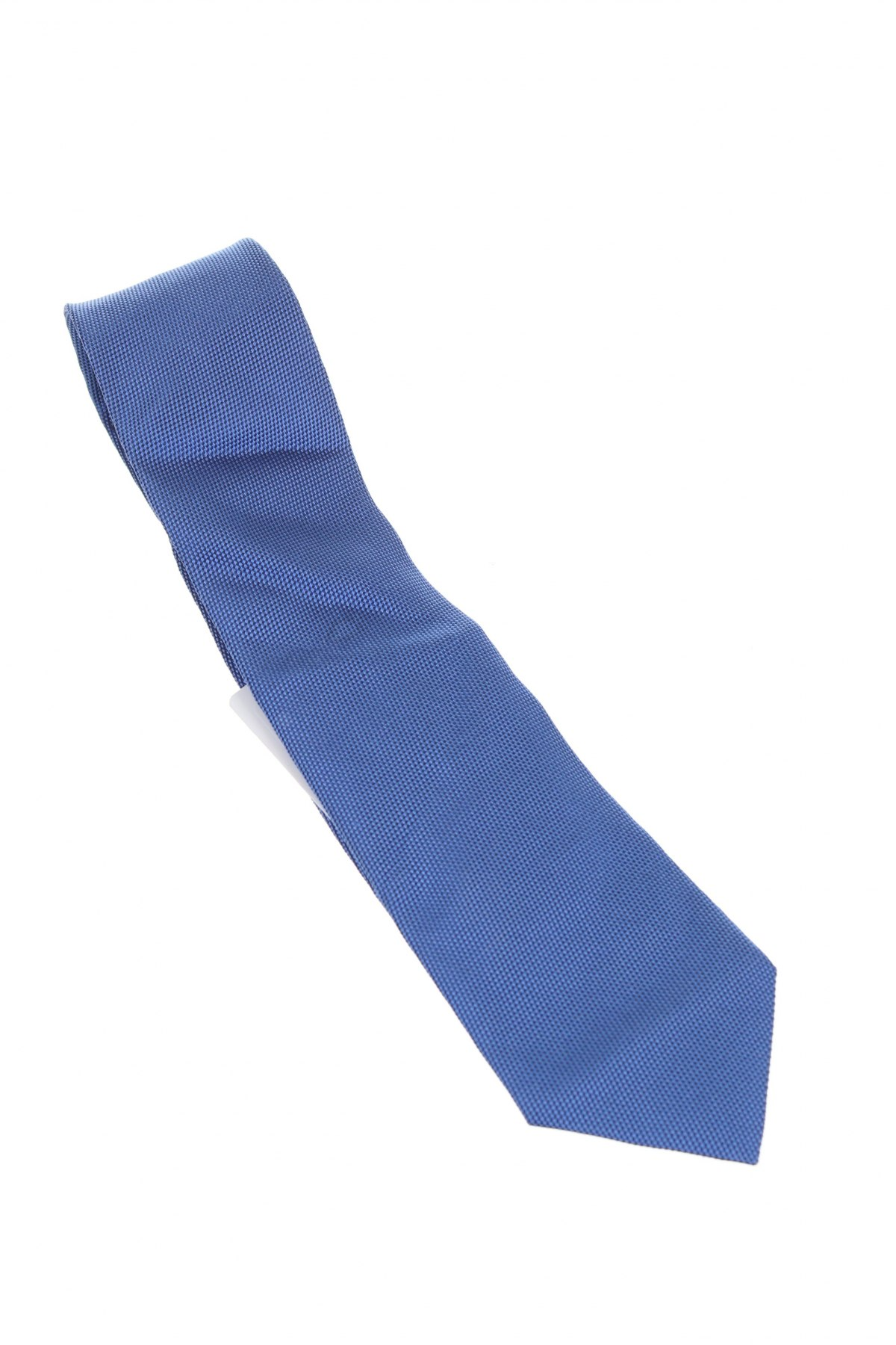 Γραβάτα Massimo Dutti, Χρώμα Μπλέ, Μετάξι, Τιμή 30,54€