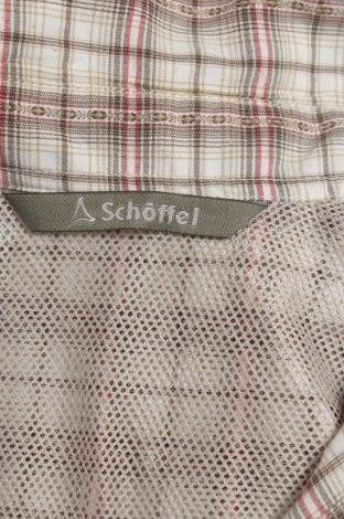 Γυναικείο πουκάμισο Schoffel, Μέγεθος L, Χρώμα Πολύχρωμο, 100% πολυεστέρας, Τιμή 17,32€