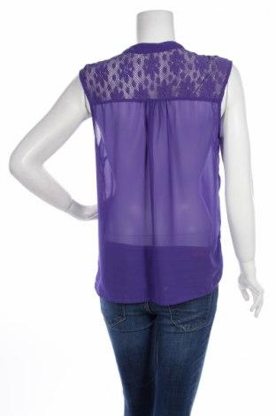 Γυναικείο πουκάμισο, Μέγεθος M, Χρώμα Βιολετί, Τιμή 9,28€