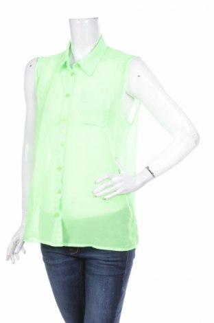 Дамска риза Amisu, Размер L, Цвят Зелен, Цена 3,50лв.