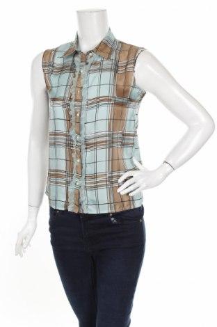 Γυναικείο πουκάμισο Jhs, Μέγεθος S, Χρώμα Μπλέ, Τιμή 9,90€
