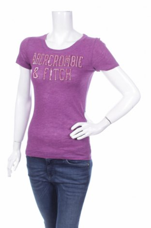 Damski T-shirt Abercrombie & Fitch