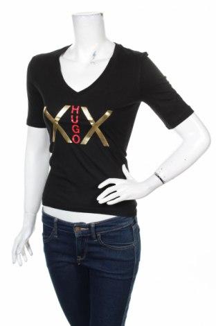 Damski T-shirt Hugo Boss