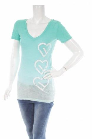 Damski T-shirt Live Love Dream