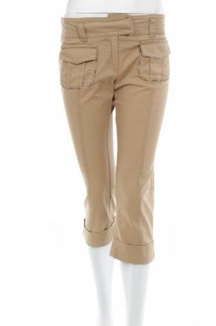 Γυναικείο παντελόνι Henry Cotton's, Μέγεθος M, Χρώμα Καφέ, 97% βαμβάκι, 3% ελαστάνη, Τιμή 4,90€
