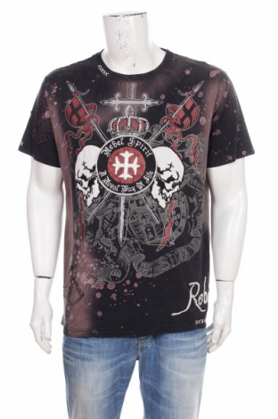 Męski T-shirt Rebel Spirit