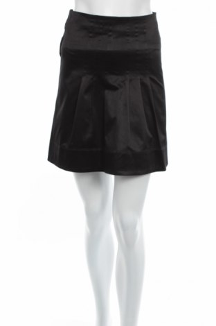 Пола H&M, Размер XS, Цвят Черен, 54% полиестер, 43% памук, 3% еластан, Цена 5,25лв.