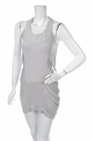 Φόρεμα B-Soul, Μέγεθος L, Χρώμα Γκρί, 95% βισκόζη, 5% ελαστάνη, Τιμή 3,25€