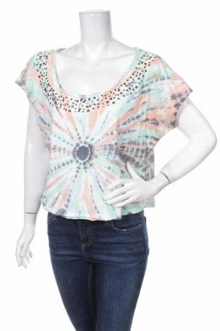 Дамска блуза Brave Soul, Размер M, Цвят Многоцветен, Цена 5,27лв.