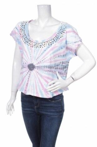 Дамска блуза Brave Soul, Размер S, Цвят Многоцветен, 100% памук, Цена 5,27лв.