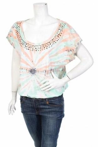 Дамска блуза Brave Soul, Размер M, Цвят Многоцветен, Памук, Цена 5,18лв.