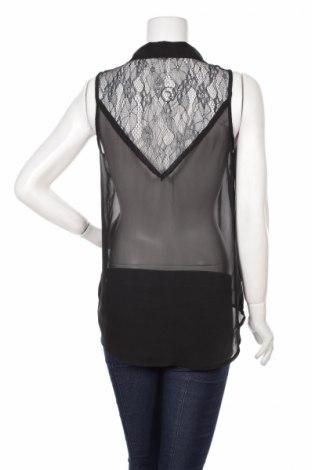 Γυναικείο πουκάμισο, Μέγεθος M, Χρώμα Μαύρο, Τιμή 9,28€