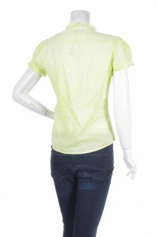 Γυναικείο πουκάμισο 3Suisses Collection, Μέγεθος M, Χρώμα Κίτρινο, Βαμβάκι, Τιμή 9,90€