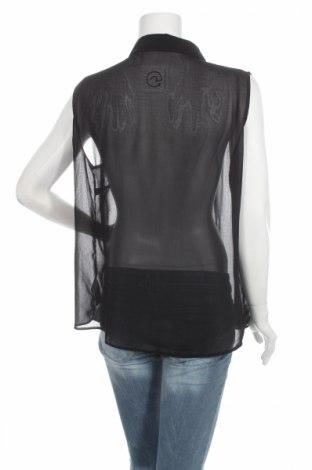 Γυναικείο πουκάμισο Atmosphere, Μέγεθος XL, Χρώμα Μαύρο, Πολυεστέρας, Τιμή 9,90€